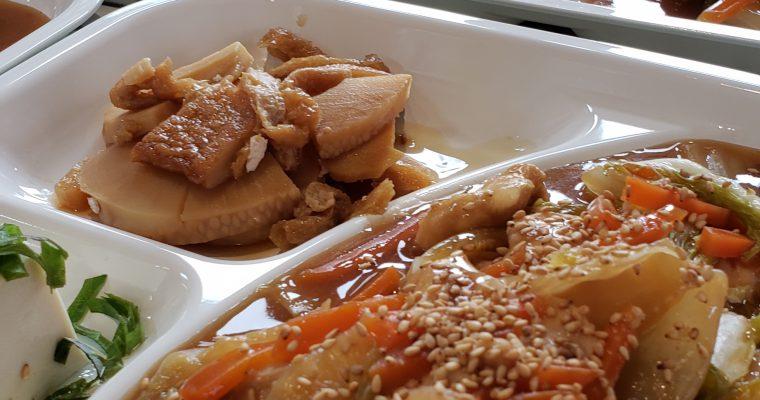 鶏むねと白菜のとろうま煮