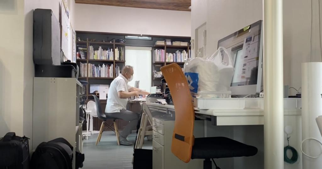 手づくりマスク制作は北九州のデザイン事務所JAMでも開始
